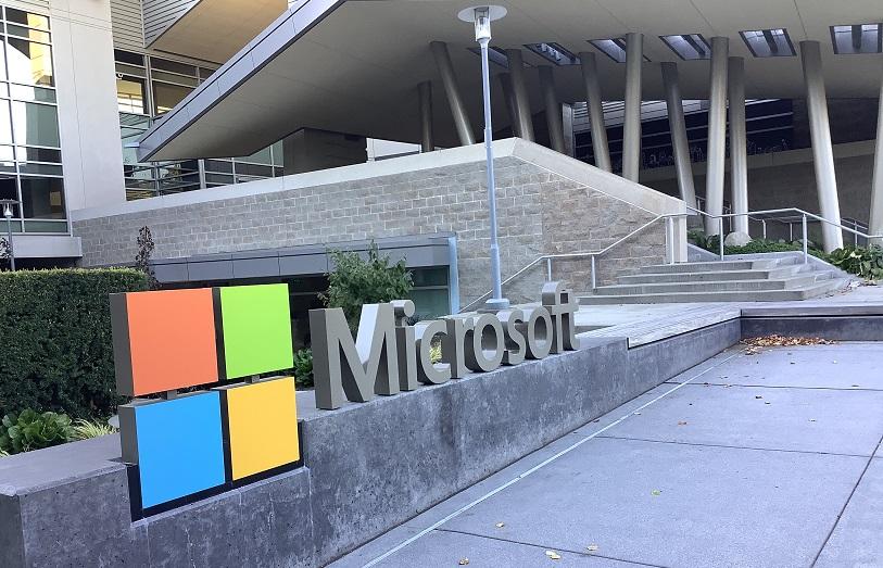 Microsoft Redmond WA
