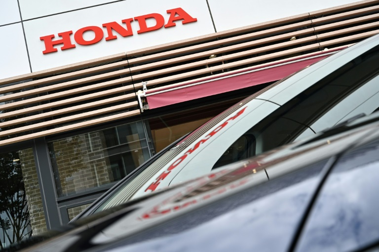 """Honda said it was dealing with """"a number"""" of supply chain issues"""