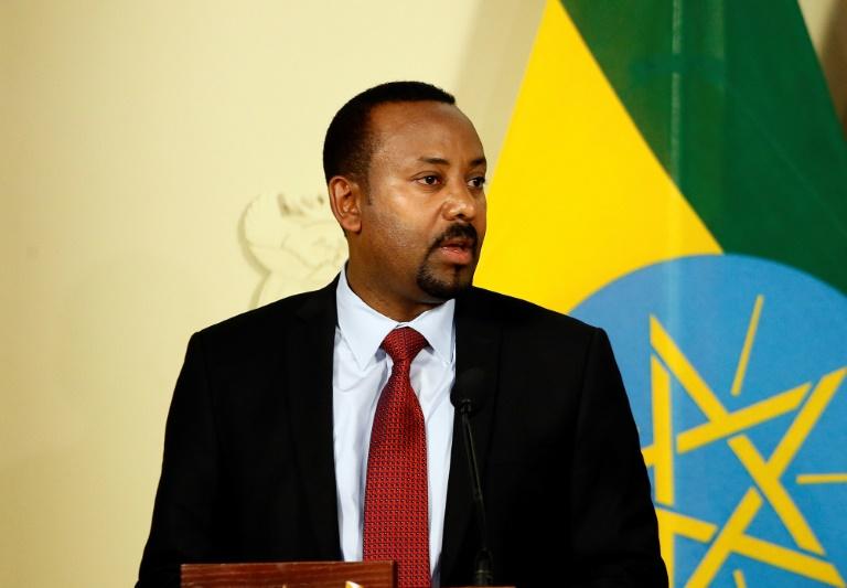 Le Premier ministre éthiopien Abiy Ahmed le 12 janvier 2020 à Pretoria