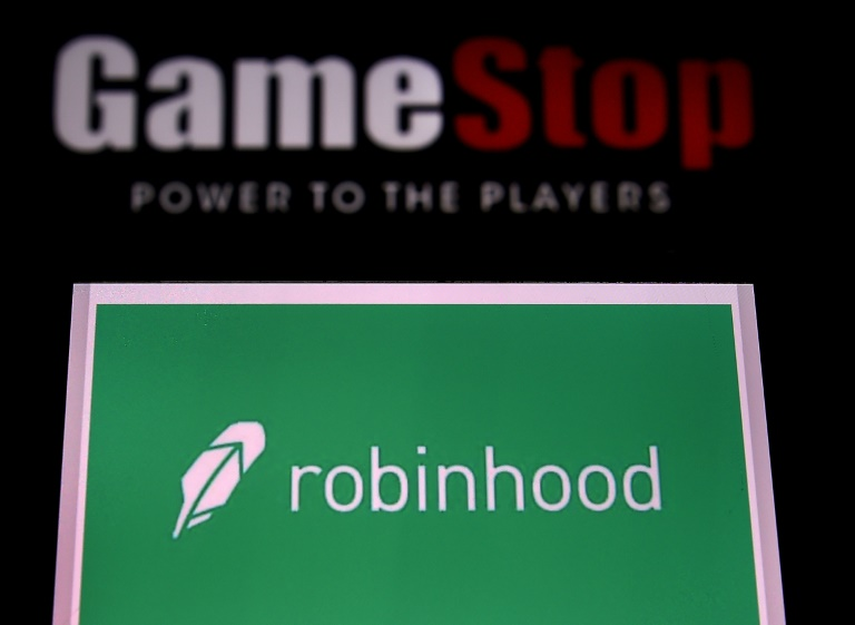 Video game store GameStop and trading application Robinhood have been at the center of a share price frenzy