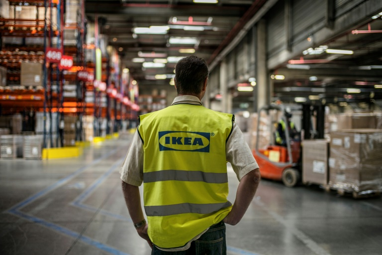 The French branch of Swedish retailing giant Ikea is being prosecuted as a corporate entity along with several former executives