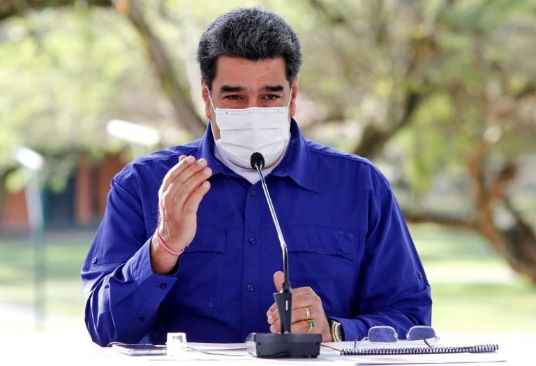 Venezuela's President Nicolas Maduro had his Facebook page frozen over Covid misinformation