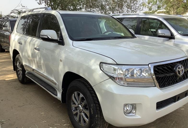 Vente des véhicules d'occasion à N'Djaména, Tchad