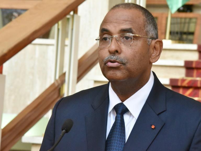 Patrick Achi, le 11 janvier 2017, à Abidjan