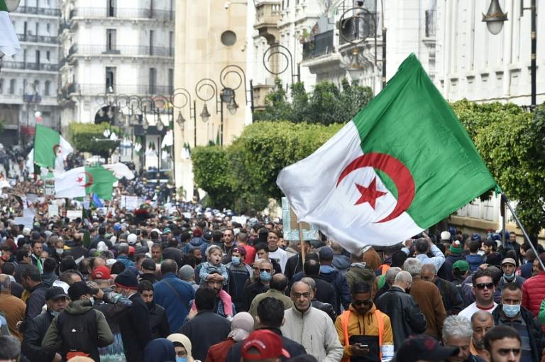 Manifestation à Alger le 19 mars 2021