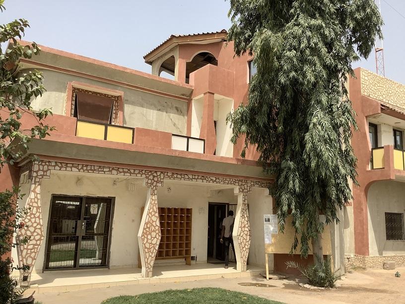 Maison de la Presse, N'Djaména (Tchad)