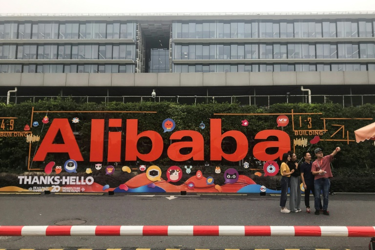 Alibaba has come under pressure from Chinese authorites in recent months as they crack down on the country's huge technology sector